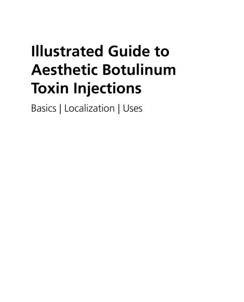 A Practical Guide to Botulinum Toxin Procedures - Free ...
